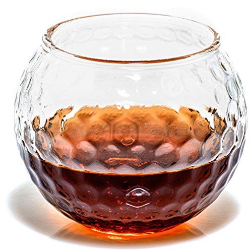 Golf Whiskey Glasses