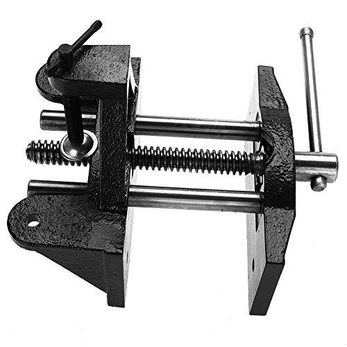 Werkbank Schraubstock, Präzisions Schraubstöcke für Bohrmaschine in Fräsmaschine, Gusseisen Schraubstock, 3,3 kg