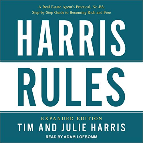 Harris Rules  By  cover art