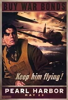 Pearl Harbor Movie Poster (36 x 24 Inches - 90cm x 60cm) (2001) Style E -(Ben Affleck)(Josh Hartnett)(Kate Beckinsale)(Alec Baldwin)(Cuba Gooding Jr.)(Dan Aykroyd)