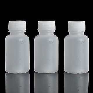 Best graduated plastic bottles Reviews
