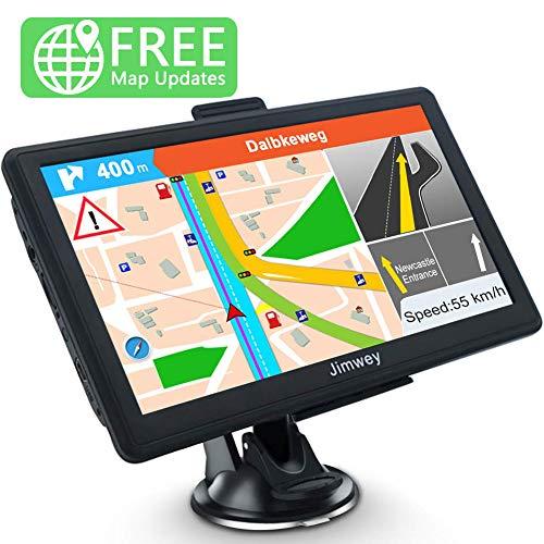 SAT NAV 8GB Latest 2019 Maps GPS Navigation