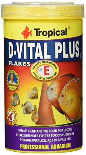 Tropical D-Vital Plus, 1 Unidad (1 x 500 ml)