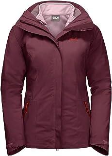 Jack Wolfskin Women's Kiruna 3In1 Jacket