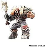 FULONG World of Warcraft Model-Garrosh Hellscream PVC Figure - High 6.9 Inches