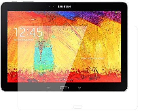 dipos I 2X Panzerfolie klar kompatibel mit Samsung Galaxy Note 10.1 (2014 Edition) Schutzfolie 9H Displayschutz-Folie