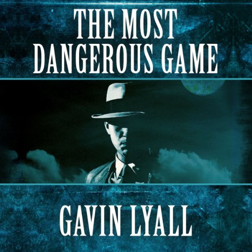 The Most Dangerous Game audiobook cover art