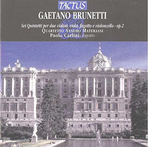 Sei Quintetti Op.2