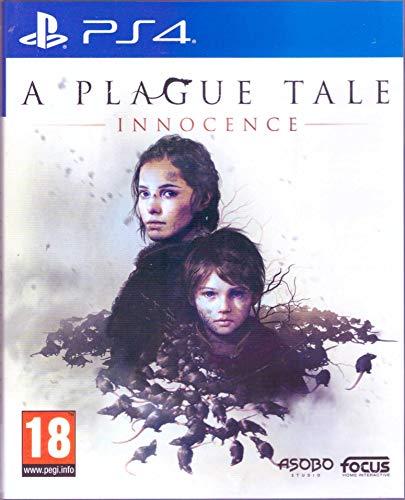 PS4 - A Plague Tale: Innocence - [PAL EU - MULTILANGUAGE]