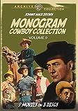The Monogram Cowboy Collection, Volume Nine: Starring Johnny Mack Brown