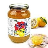 Korean CITRON HONEY TEA and JAM 1kg (35oz) 꿀 유자차