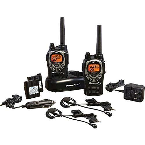 Midland GXT 36-Mile 50-Channel FRS/GMRS Two-Way Series