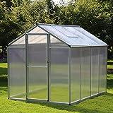 Zoom IMG-1 outsunny serra per piante porta