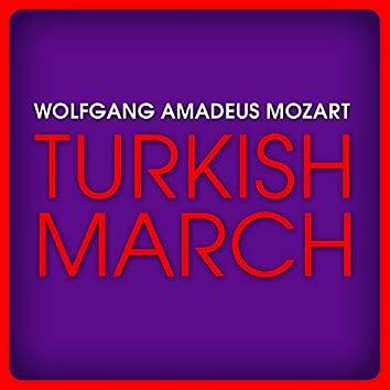 Wolfgang Amadeus Mozart: Turkish March
