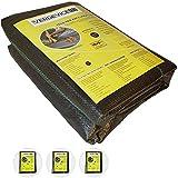 VERDEVICE83 Malla Antihierbas Resistente Y Permeable...