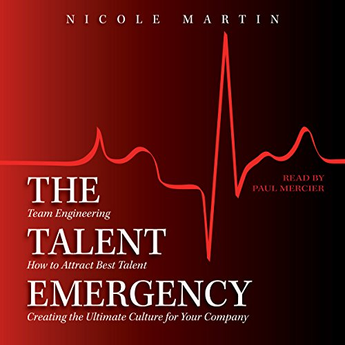 The Talent Emergency audiobook cover art