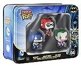 Batman Harley Quinn, Joker 04 Figura de colección Standard, Vinilo,