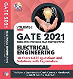 GATE 2021 Electrical Previous Year Solution Volume 01