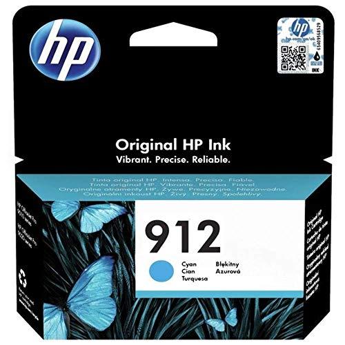 HP - HP 912 Original Cian 1 Pieza(s) - 1P3YL77AE