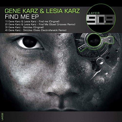 Gene Karz & Lesia Karz