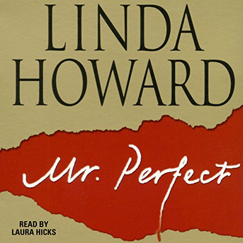 Mr. Perfect audiobook cover art