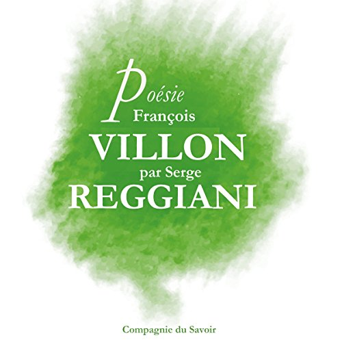 Poésie : François Villon audiobook cover art