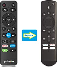 Primote Basic IR Replacement Remote for Toshiba Smart TV 32LF221U19 43LF421U19 43LF621U19 50LF621U19 TF-50A810U19 55LF621U...