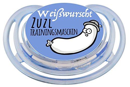NUK Schnuller im bayerischen Design, Bavariashop Dizzl