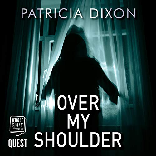 Over My Shoulder audiobook cover art