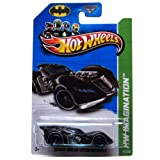 Hot Wheels 2013 HW Imagination Batman: Arkham Asylum Batmobile 63/250