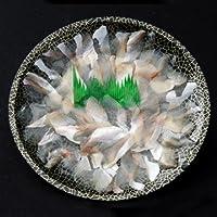 天然 のどぐろの薄造り1~2人前90g×2皿 島根大田鮮魚市場 ぷりっぷりの食感 刺身よりも旨い高級薄造りだから味わえる旨味 日帰り漁のうまみをご堪能ください