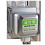 IOUVS Accesorios de horno de microondas Magnetron M24FB-210A / OM75S31GALO