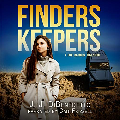 Finders Keepers Audiobook By J.J. DiBenedetto cover art
