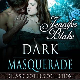 Dark Masquerade audiobook cover art
