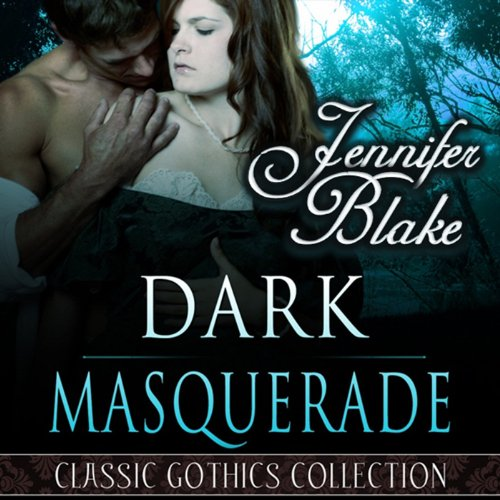 Dark Masquerade audiobook cover art