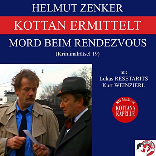 Mord beim Rendezvous audiobook cover art