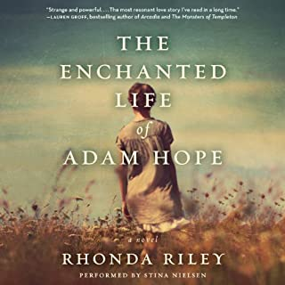The Enchanted Life of Adam Hope audiobook cover art