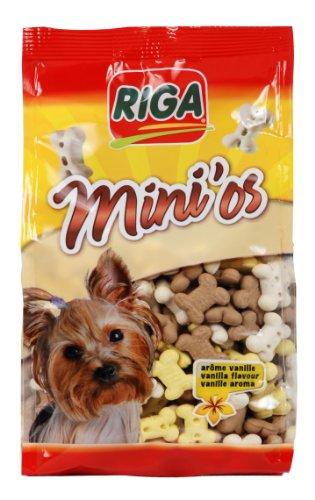 Riga 4016 - Biscotti Mini'Os, confezione da 500 g