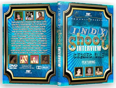 Indy Shoot Interview series one DVD