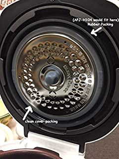 Cuchen Pressure Cooker APJ-H104 Replacement Packing Sealing Gasket 10 Cups