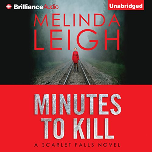 Minutes to Kill audiobook cover art