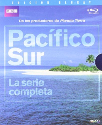 Pacífico Sur 2012 Blu-ray
