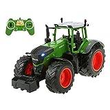 Goolsky doble E E351-001 teledirigido 1/16 tractor agrícola RC coche