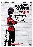 Banksy 2020 - A3 Format Posterkalender: Original BrownTrout-Kalender [Mehrsprachig] [Kalender] (A3 - Posterkalender) - BrownTrout Publisher