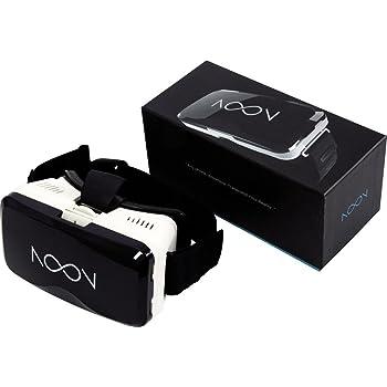 """Noon, Occhiali per Realtà Virtuale, per Android & iOS, Smartphone con Schermo da 4.7 Fino a 5.7"""""""
