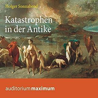Katastrophen in der Antike Titelbild