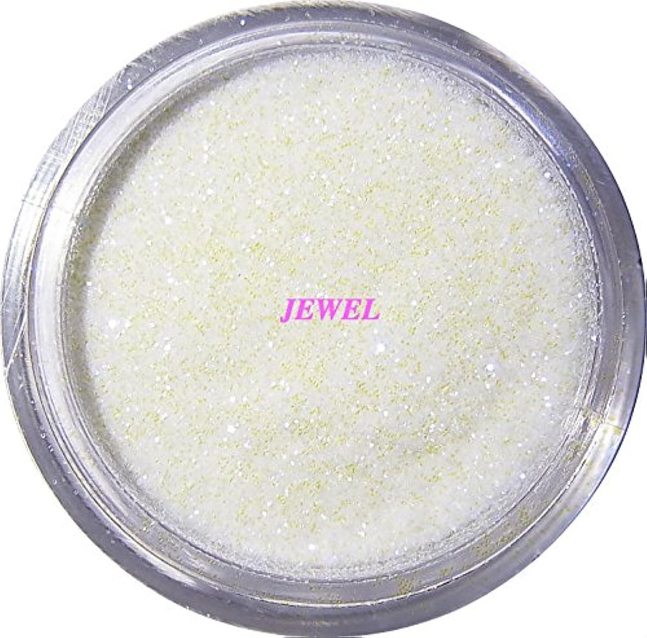 約束する電話に出るポーズ【jewel】 超微粒子ラメパウダー(白/パールホワイト) 256/1サイズ 2g入り グリッター レジン&ネイル用