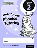 Read Write Inc. Phonics: One-to-one Phonics Tutoring Progress Book 2 Pack of 5