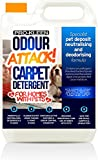 Best Carpet Shampoos - Pro-Kleen Odour Attack! for Homes with Pets Carpet Review
