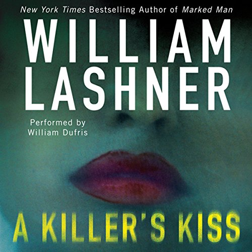 A Killer's Kiss audiobook cover art